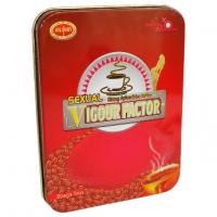 """Возбуждающий кофе для женщин """"Sexual Vigour Factor"""""""