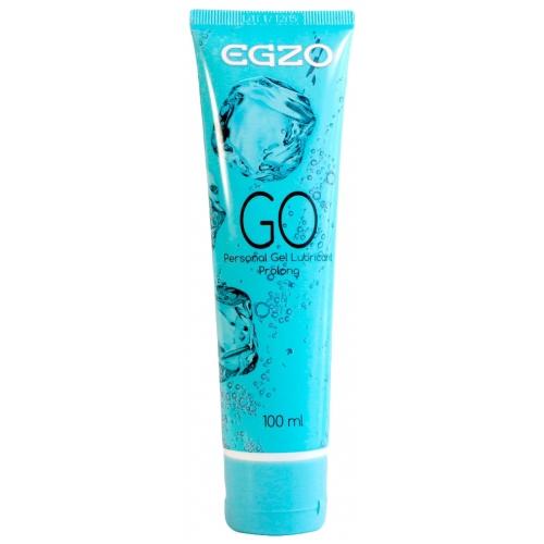 "Продлевающий лубрикант ""Egzo Go"""