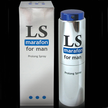 """Спрей-пролонгатор для мужчин """"Lovespray Marafon"""", 18мл"""