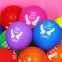 """Воздушные шары для вечеринки """"Joke & Party"""", 7шт"""
