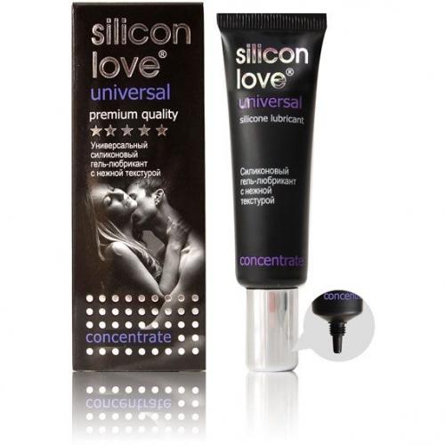 """Универсальный любрикант """"Silicon Love"""", 30г"""