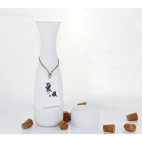 "Мастурбатор ""Hongli"" в форме бутылки"