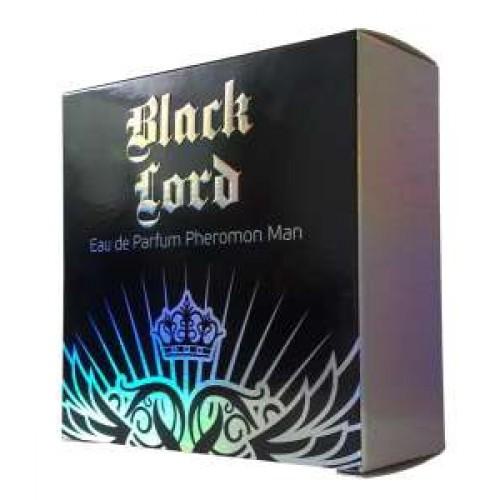 "Парфюмерная вода с феромонами ""Black Lord Man"""