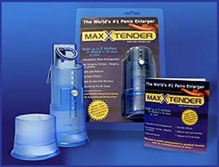 """""""Maxtender"""" для увеличения члена"""
