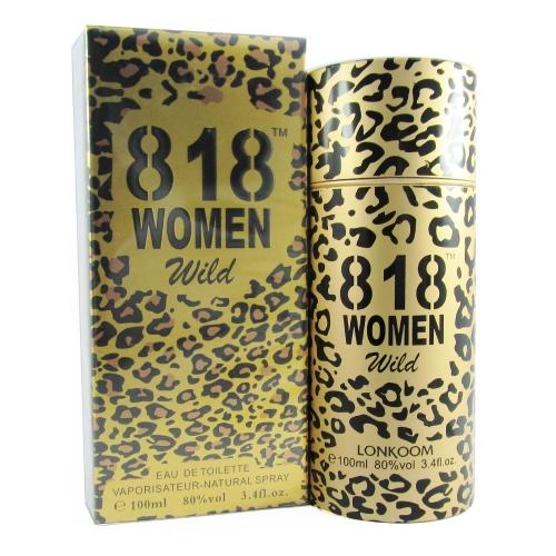 """Духи с феромонами """"818 wild"""" женские, для привлечения мужчин"""