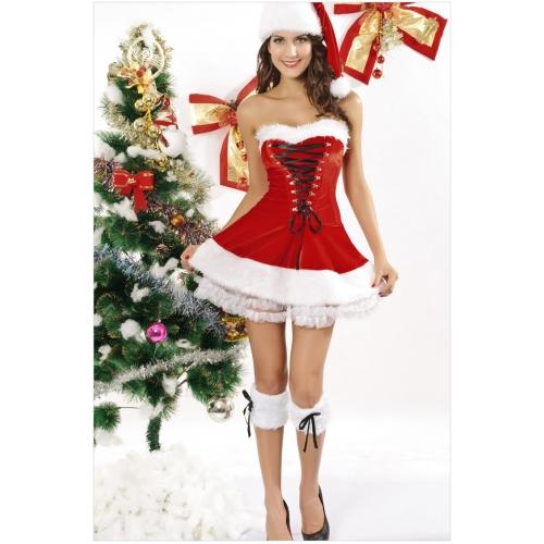 """Мини платье """" Рождество """""""