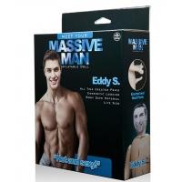 """Секс-кукла """"Massive Man Eddy S"""""""