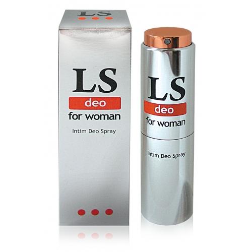 """LS DEO"" интим - дезодорант для женщин, 18мл"