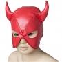 """Кожаная маска """"Дьявола"""""""