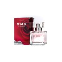 """Парфюмерная вода с феромонами """"In Red"""", 100мл"""