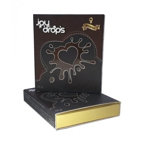 """Возбуждающий Шоколад """"JOYDROPS"""", 24 гр."""