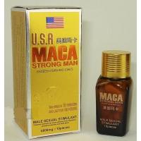 """Мужской возбудитель """"Maca USA Strong Man"""""""