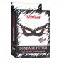 "Маска ""Bondage Fetish Crafted Msquerade Mask"""