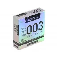 """Самые тонкие в мире презервативы """"Okamoto 003"""""""