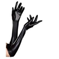 """Латексные длинные перчатки """"Yeain SMST-01"""""""