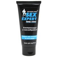 """Пролонгирующий крем """"Sex Expert Long Time"""", 40г"""