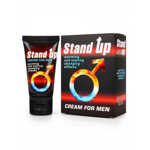"""Возбуждающий крем для мужчин """"STAND UP"""", 25г"""