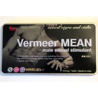 """Возбуждающие таблетки """"Vermeer MEAN"""""""